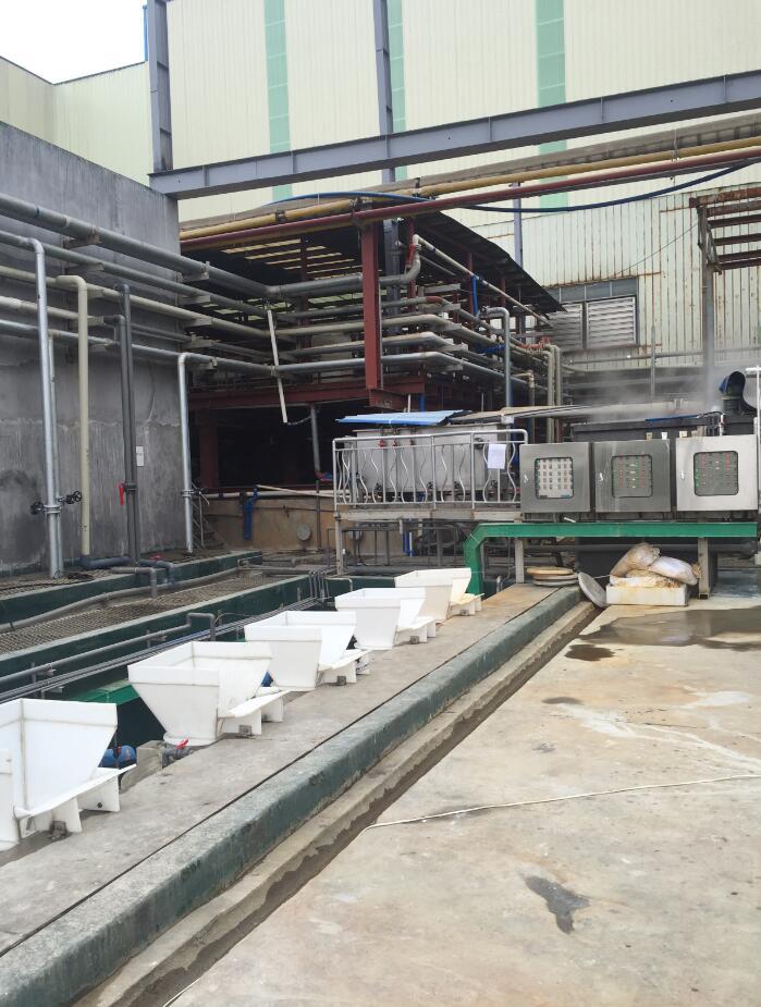 废水药剂集中供应