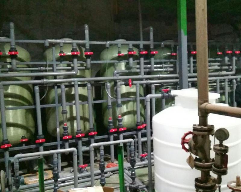 佛山电镀含铬废水回收处理装置