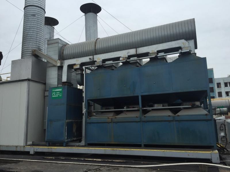 清远印刷行业废气治理