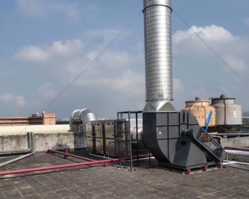 废气处理工程公司告诉你粉尘处理设备有什么实际的用途呢?